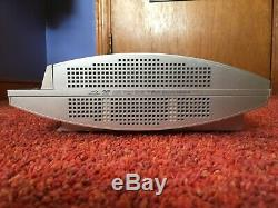 Bon Etat Rare Argent Playstation 3 Cechl00 80go Box Et Câbles Inclus