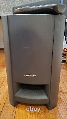 Bose Cinemate 15 Sound Bar Digital Home Theater System Bon État