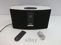 Bose Soundtouch 20 Series II Wireless Music System Blanc (très Bon État)