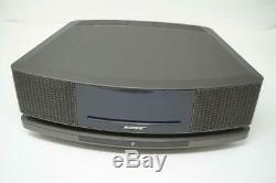 Bose Système De Musique Wave IV Noir Très Bon Travail D'occasion État G516