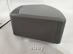 Bose Wave Radio IV Music System Touch CD 417788-wms Très Bon État