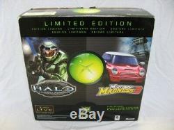 Boxed Originale Xbox Limited Edition Très Bon État Avec 10 Jeux