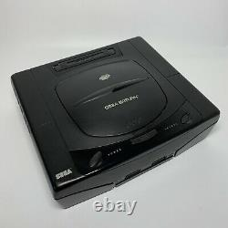 Boxed Sega Saturn Console Mk 2 Très Bon État! Configuration Complète