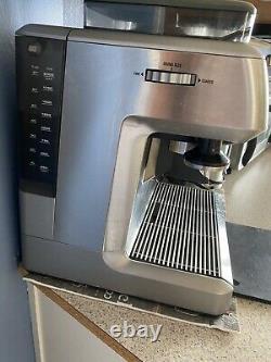 Breville Bes860xl La Barista Express Espresso Machine Bon État, Travail