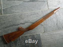 Bsa Originale D'angleterre Stock De Bois D'action À Long Mauser K98 Système Bonne Forme