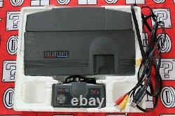 Consola Nec Turbografx Turbo Grafx 16 Pc Moteur Pal Boxed Bon État