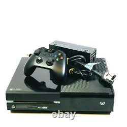 Console Microsoft Xbox One 500 Go Black Good Condition