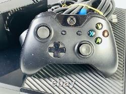 Console Microsoft Xbox One 500 Go Noir 500 Go Bon État