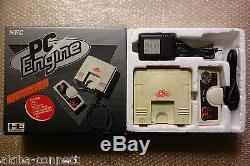 Console Nec Pc Engine He Système Bonne Condition Japon