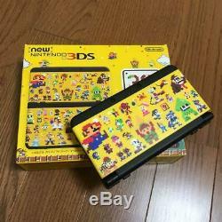 Console Nintendo 3ds Super Mario 30 Limitée Bonne Condition Rare