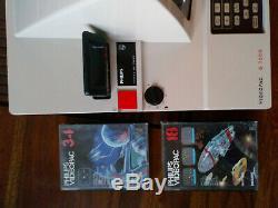Console Philips Videopac G7200. 1982 / Travail. Rare. Très Bonne Condition. Tbe