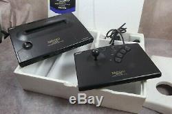 Console Snk Neo Geo Aes En Bon État Système D'importation Au Japon, Vendeur Américain En Boîte