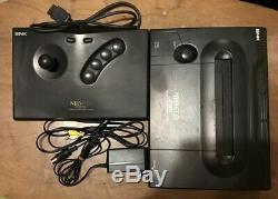Console Snk Neo Geo Aes Japon Bon État