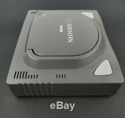 Console Snk Neo-geo Cdz Cd-z Japon Originale Très Bon État (en Vrac)