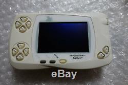 Console Wonderswan Final Fantasy Limitée Bandai Bonne Condition Import Japon