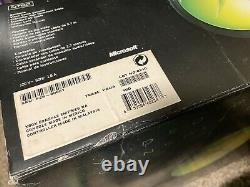 Console Xbox Originale En Boîte Avec Contrôleur Duke Et Lot De Jeu Bonne Forme