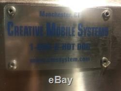 Distributeur Automatique Utilisé Par Creative Mobile Systems En Bon État