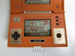 Donkey Kong (dk-52) Nintendo Game & Watch En Bon État
