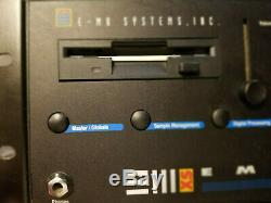 E-mu Systems Elll Xs Digital Et E / S Analogiques -rare Bon État