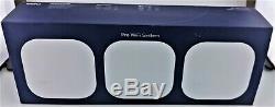 Eero Pro Tri Band Mesh Wi-fi 5,8 Ghz Système B010301 3 Pack Bonne Forme