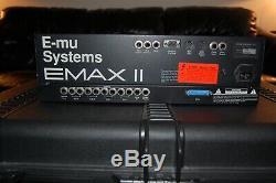 Emu Systems Emax II Rack Bon État Livraison Gratuite