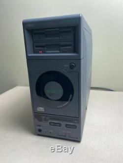 Fujitsu Fm Towns Marty Modèle 2 Système Console Japon Travail Bon Etat