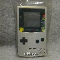 Game Boy Color Pokemon Center Edition Limitée Boxé Bon État