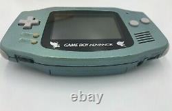 Gameboy Advance Celebi Pokemon Center Console Boxed Bon État