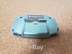 Gameboy Advance Celebi Pokemon Center Console Coffret Bon Etat