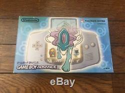 Gameboy Advance Suicune Pokemon Center Console Bon État Xx106