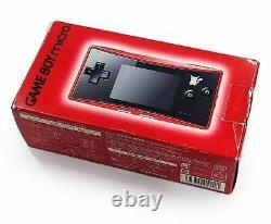 Gameboy Micro Pokemon Center Console Japon Bonne Condition
