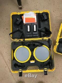 Geomax, Zenith 25, Base Et Rover, Systèmes De Positionnement, Bon État