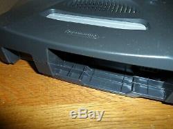 Grand Nintendo 64 N64 Console Bundle 22 Jeux Bon Etat P & P