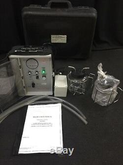 Impact 326 / 326m Système D'aspiration Portable Withaccessories & Case Bon État