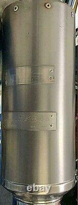 Jdm Honda Accord Cl7 Euro R Mugen Sports Exhaust System Très Rare Bon État