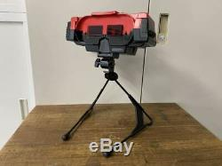 Junk Nintendo Virtual Boy Console Contrôleur Adaptateur Secteur Bon État Rouge