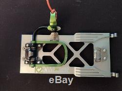 K2 Kwicker Bc Splitboard Système Clicker Manchettes, Bon État D'usage