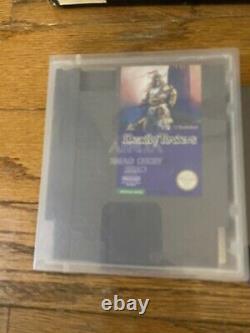 Kit D'action Nintendo Nes Original Console Système Bon État Cib En Boîte