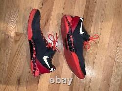Kobe 8 Système Philippines Noir Et Rouge Taille 12 Pré-propriété Bon État