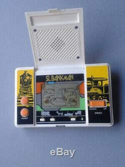 LCD Casio Game & Watch Bankman Seizième Sl 360 Très Bon État De Travail Complet Rare