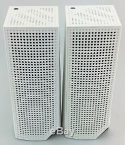 Linksys Lopper Whw0302 Pack 2 Tri-bande Système Mesh Wifi Blanc Bonne Forme