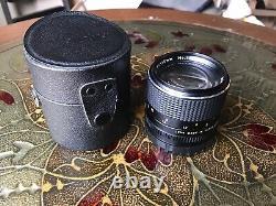 Mamiya Sekor C 110mm F / 2,8 Pour Le Système 645 Tres Bon