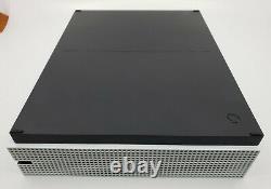 Microsoft Xbox One S 1tb Console Blanc Très Bon État Entièrement Testé