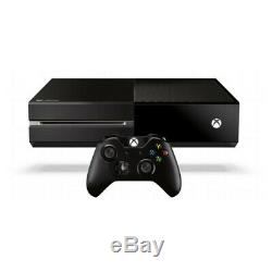 Microsoft Xbox One S 1tb Noir Console Très Bon État