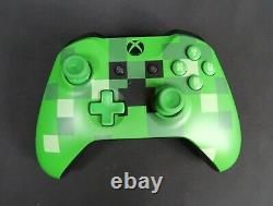 Microsoft Xbox One S Minecraft Limited Edition Bundle 1 To, Très Bon État