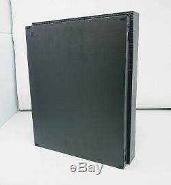 Microsoft Xbox One X 1tb Noir Très Bon État Avec Contrôleur