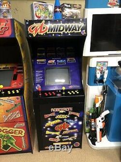 Midway 12 Dans 1 Arcade Système Bon État! Fonctionne Très Bien! Classic Series 1