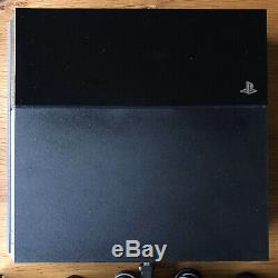Mise À Niveau Du Disque Dur 2 To Très Bon État Sony Playstation 4 Avec + 3 Jeux Cuch1001a