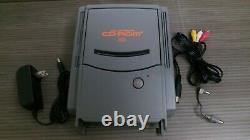 Nec Pc-engine Super CD Rom2 Console Bon État Pi-cd1