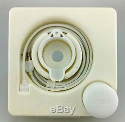 Nest H1500es Système Sécurisé Alarme Starter Pack Blanc En Boîte Bonne Forme
